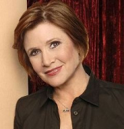 Carrie Fisher English Actress