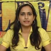 Chinmayi Ghatrazu Telugu Actress