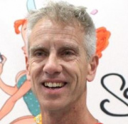 Chris Sanders English Actor