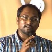 Dhanraj Manickam Tamil Actor