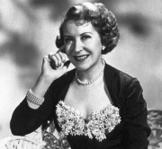 Gracie Allen English Actress