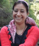 Hema Bisht Hindi Actress