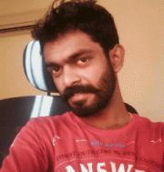 KR Rejith Tamil Actor