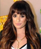 Lea Michele English Actress