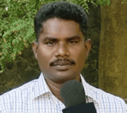M G Raja Tamil Actor