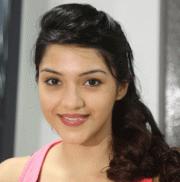 Mehrene Kaur Pirzada Telugu Actress