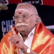 Meesai Murugesan Tamil Actor