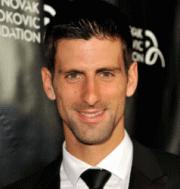 Novak Djokovic English Actor