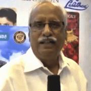 P A Prakasam Tamil Actor