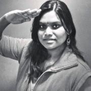 RJ Miruthula Tamil Actress