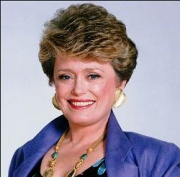 Rue McClanahan English Actress