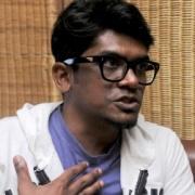 Shanjey Kumar Perumal Tamil Actor