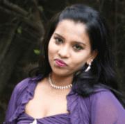 Simona Naidu Tamil Actress