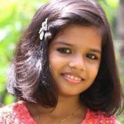 Sreya Jayadeep Malayalam Actress