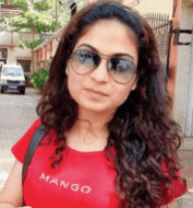 Supriya Joshi Tamil Actress
