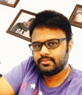 Suryadevara Naga Vamsi Telugu Actor