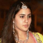 Sara Ali Khan Hindi Actress