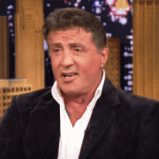 Sylvester Stallone English Actor