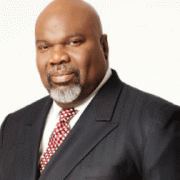 T D Jakes English Actor