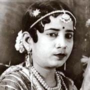 T. P. Rajalakshmi Tamil Actress