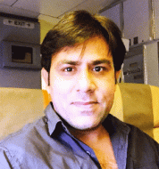 T Nillay Pande Hindi Actor