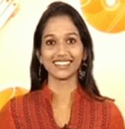 VJ Jerry Tamil Actress