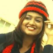 Varsha Ashwathi Tamil Actress