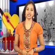 VJ Saranya Tamil Actress