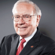Warren Buffet English Actor