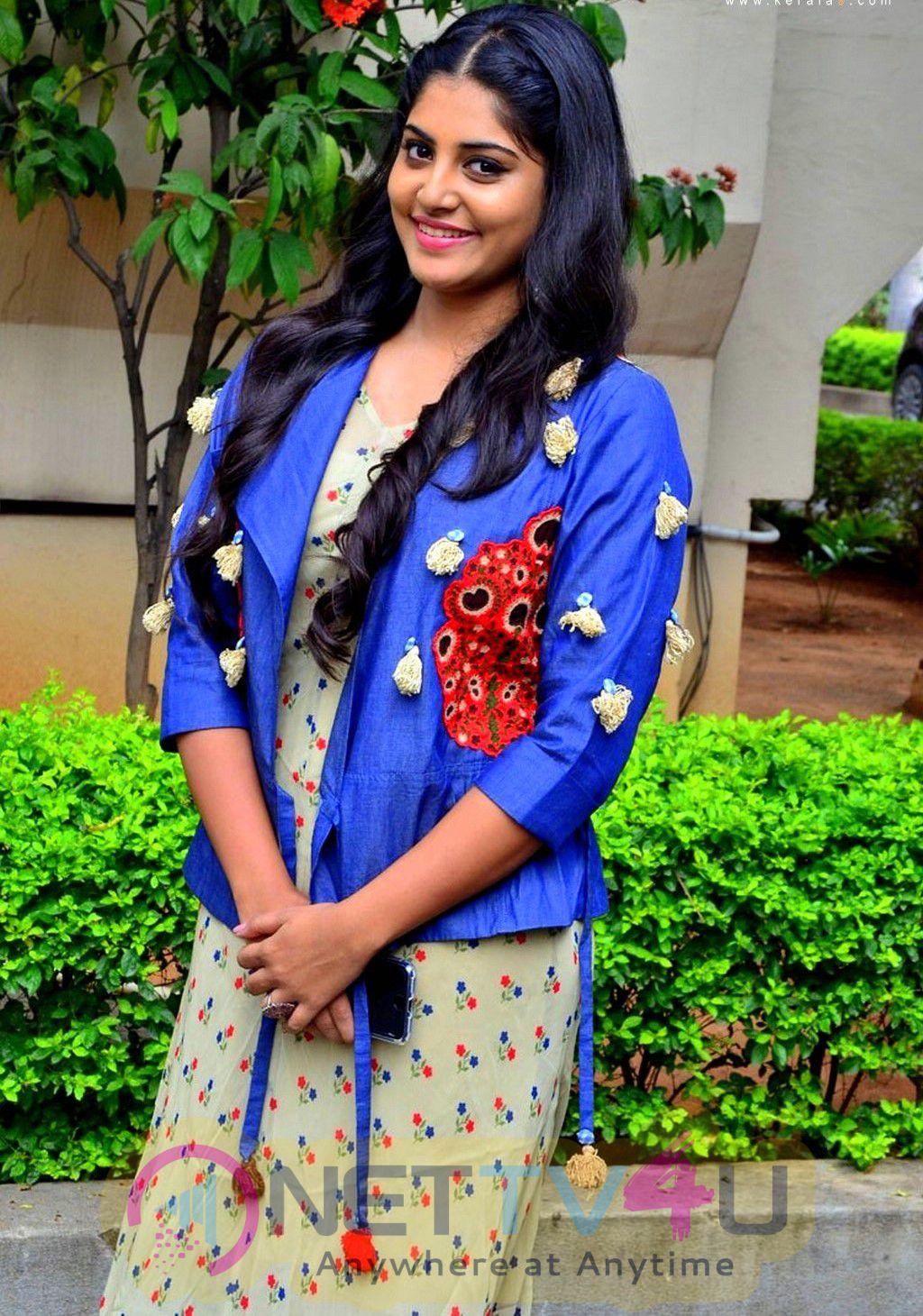 Actress Manjima Mohan Latest Photo Shoot Telugu Gallery