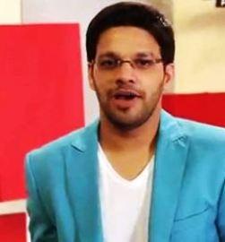 Akshay Ghanekar Hindi Actor
