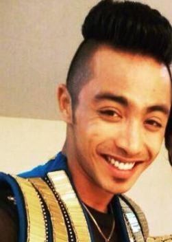 Deepak Singh - Choreographer Hindi Actor