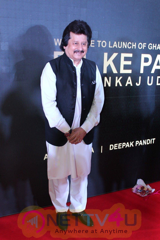 Launch Of Ghazal Album Dil Ke Paas Sung By Anup Jalota Photos