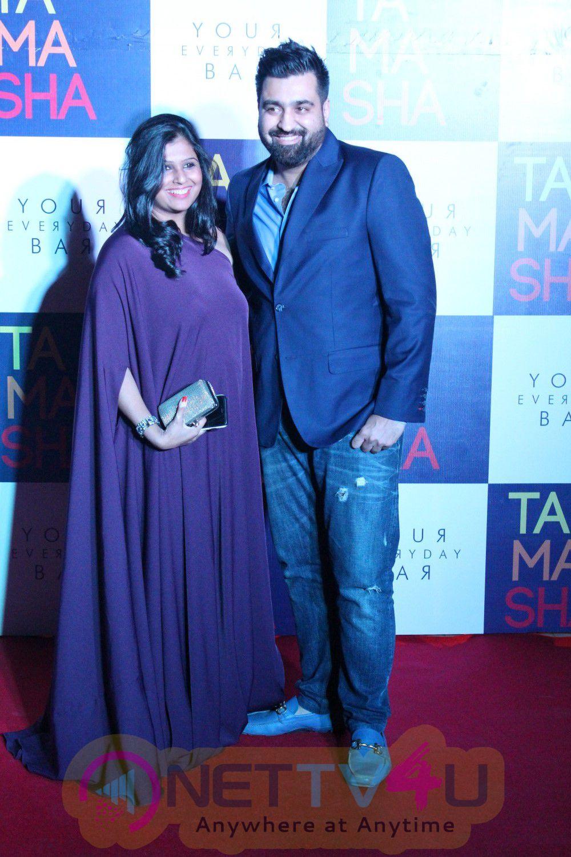 Launch Of TAMASHA A Resto Bar With Ali Quli Mirza Photos