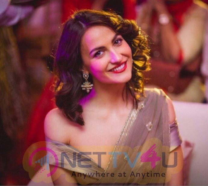 Actress Elli Avram Cute Photos