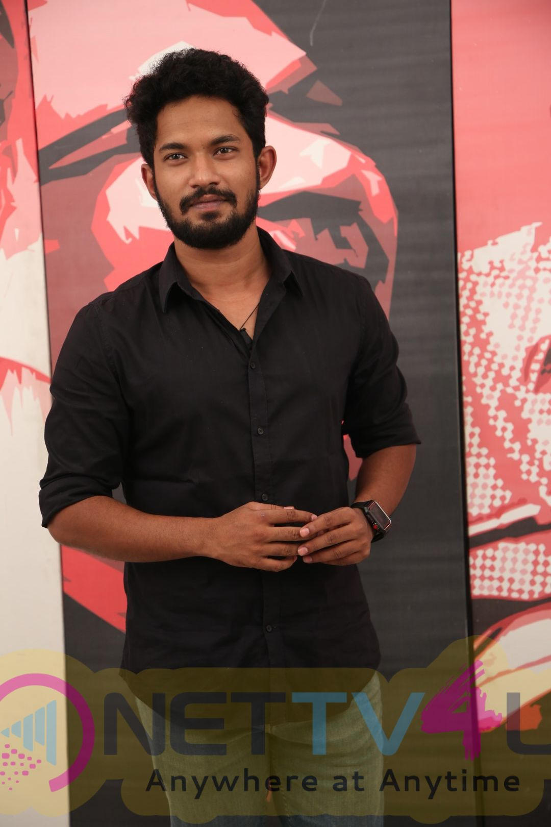 Actor Arshath Exclusive Interview Stills Tamil Gallery