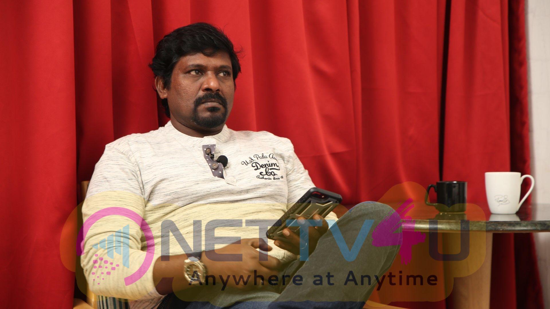 Stun Siva Exclusive Interview Images
