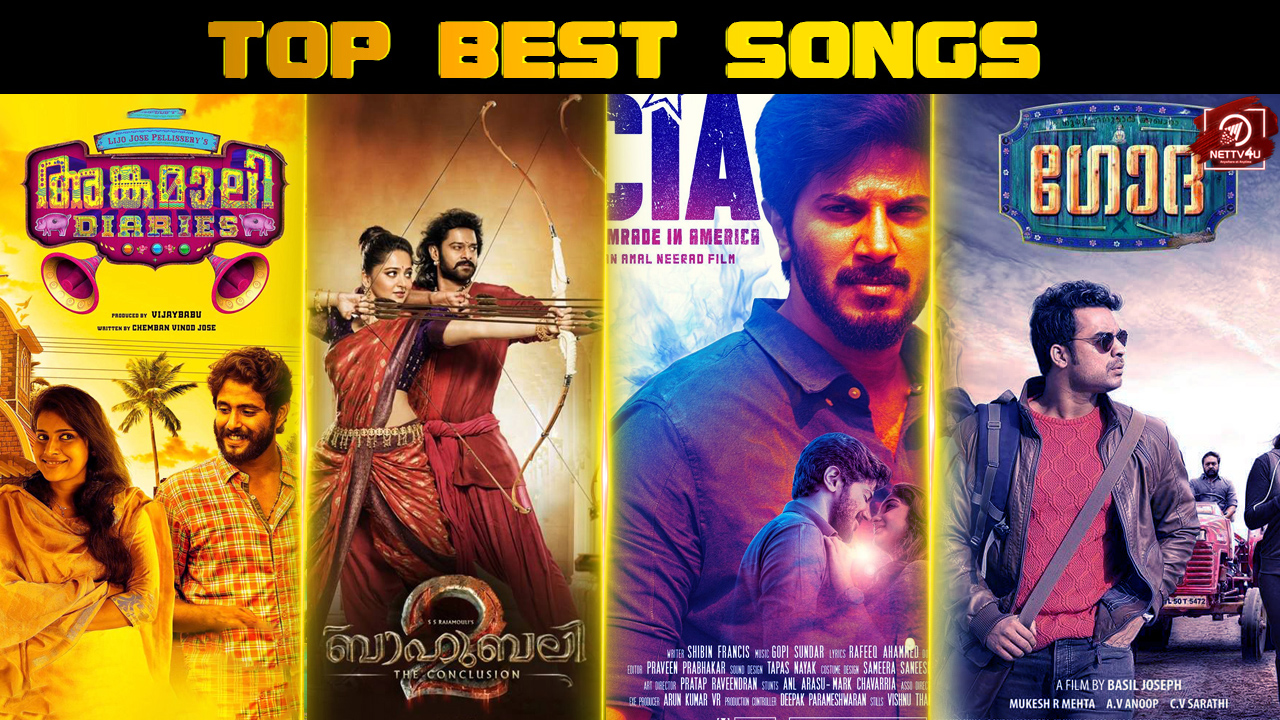 The Top 10 Best Songs In Malayalam Of The Year 2017 Malayalam Article