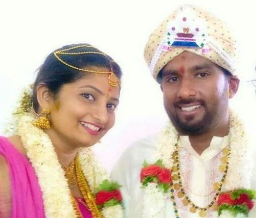 Simple Suni Enters The Wedlock! Reception Today!