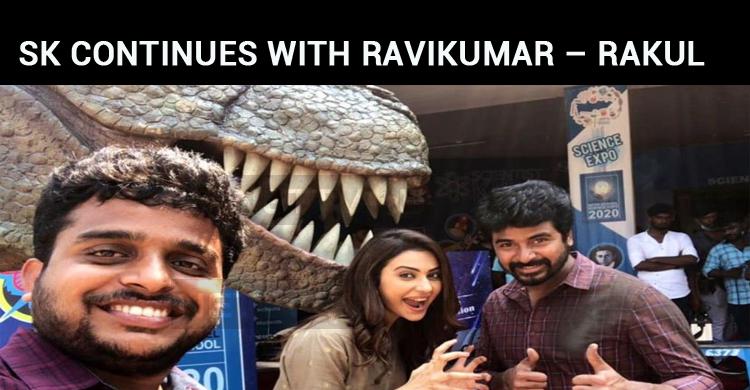 Sivakarthikeyan Continues With Ravikumar – Rakul Preet Singh!