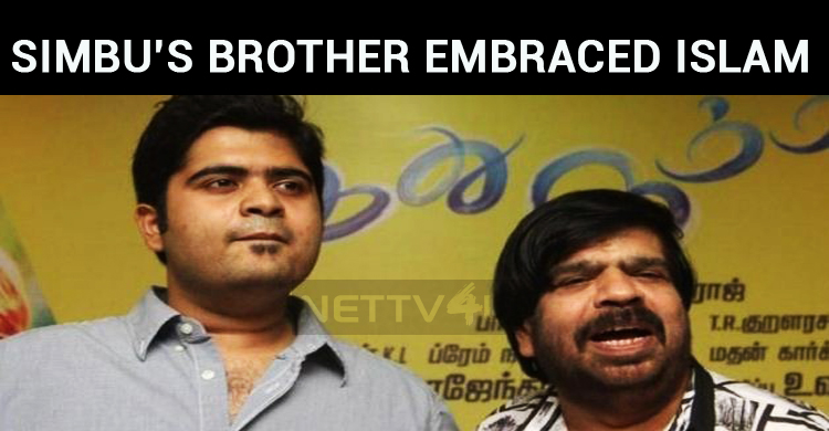 Why Did Simbu's Brother Kural Converted To Islam?