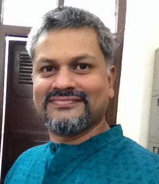 Ashish Dharmadhikari