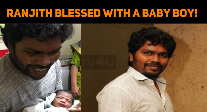 Superstar Rajini's Director Blessed With A Baby Boy!