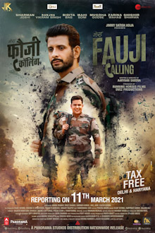 Mera Fauji Calling Movie Review