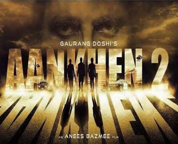 Aankhen 2 Movie Review Hindi Movie Review