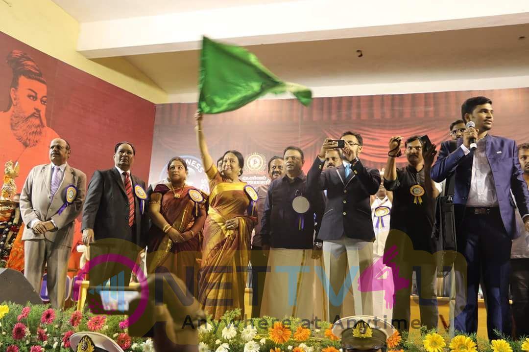 Bharadham 5000 Guinness Event Stills