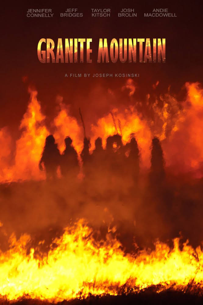 Granite Mountain Movie Review English Movie Review