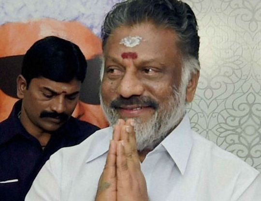 Political Furor In TN! OPS Announced His Decision!