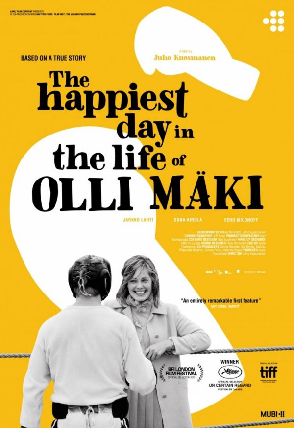 The Happiest Day In The Life Of Olli Maki Movie Review English Movie Review