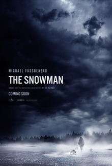 The Snowman Movie Review English Movie Review